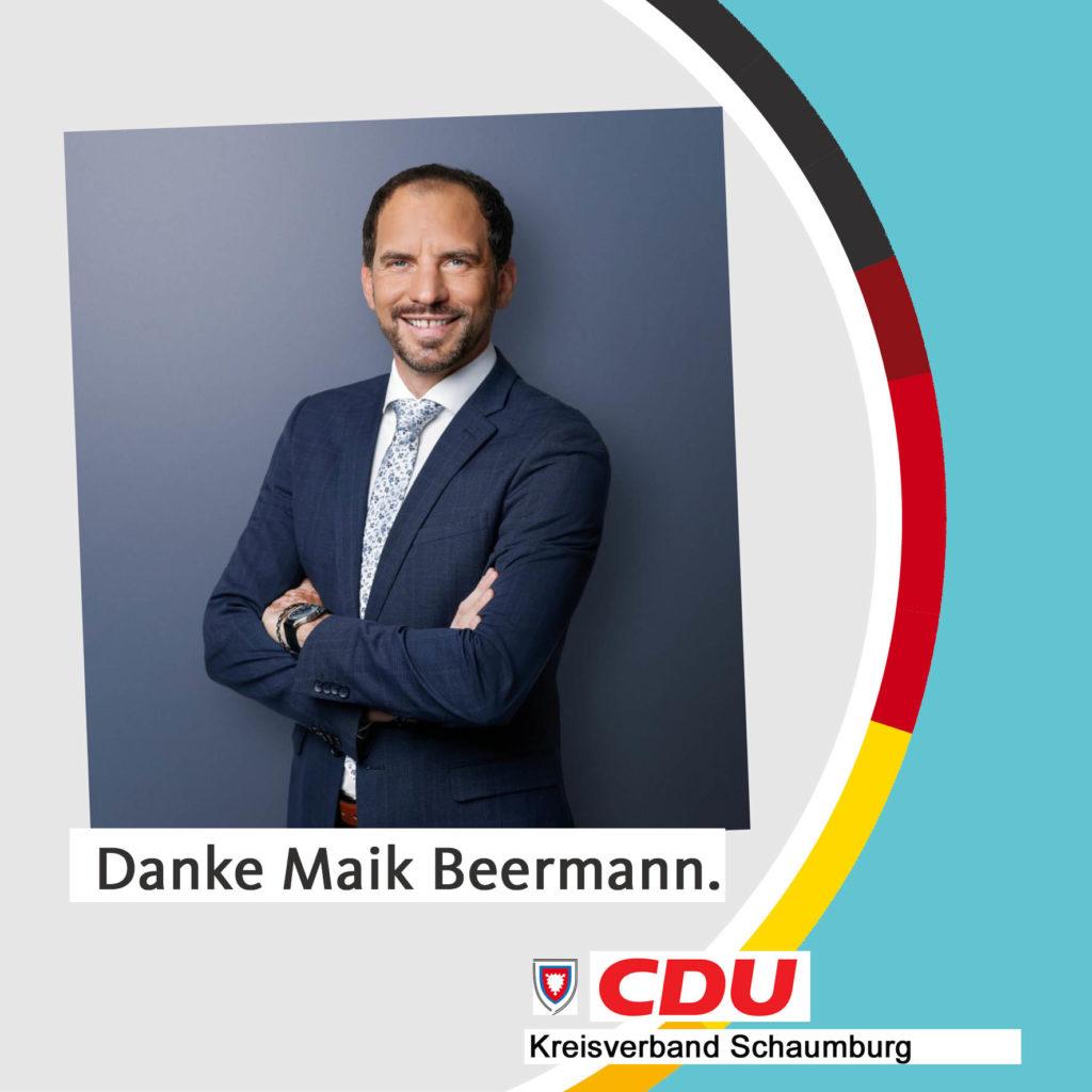 Statement zur Kommunal- und Bundestagswahl unseres Kreisvorsitzenden Klaus-Dieter Drewes